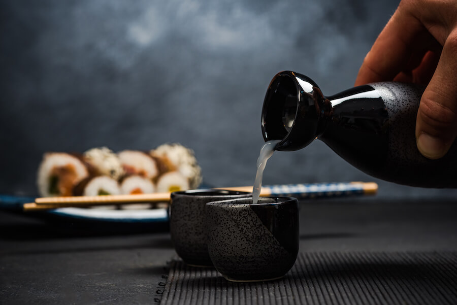 Sake with Sushi - Sake Guide
