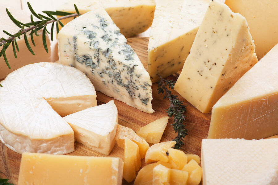 Cheese platter - Ketogenic Diet Guide