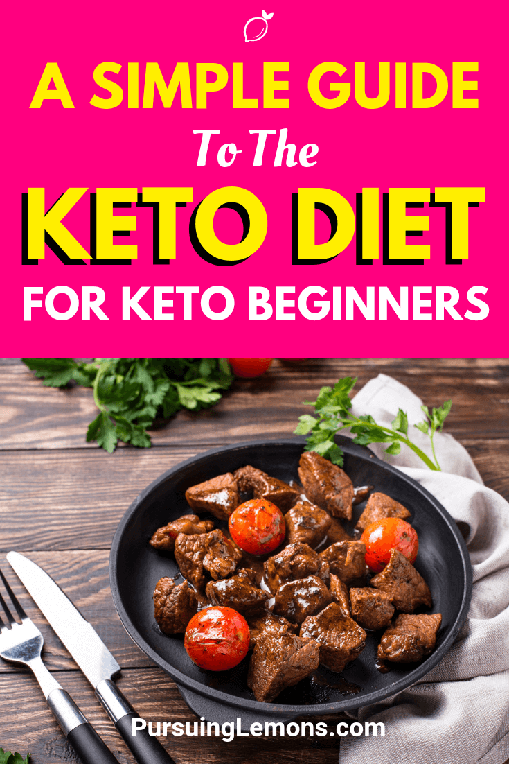 Feeling intimidated to start your ketogenic diet? You're not alone. This keto guide will help you achieve ketosis while staying positive and happy!