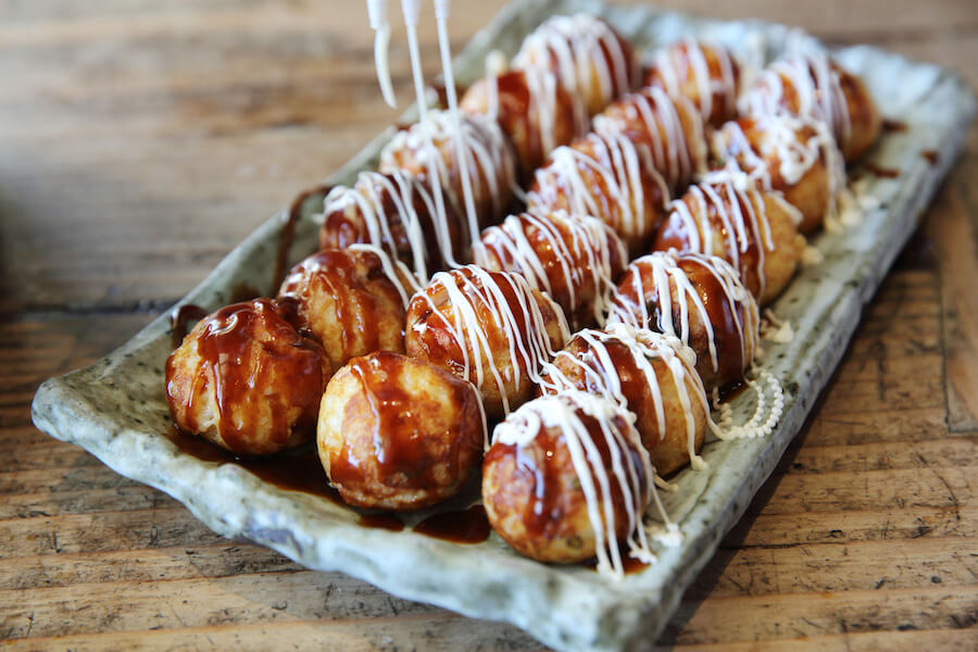Takoyaki - 10 Food you need to try in Japan