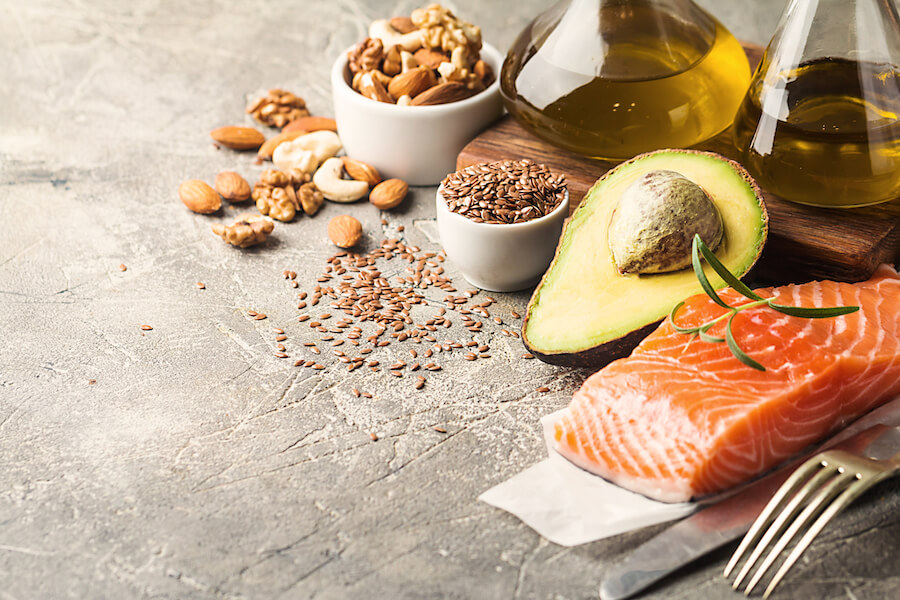 Healthy fats in nutrition - how to get into ketosis