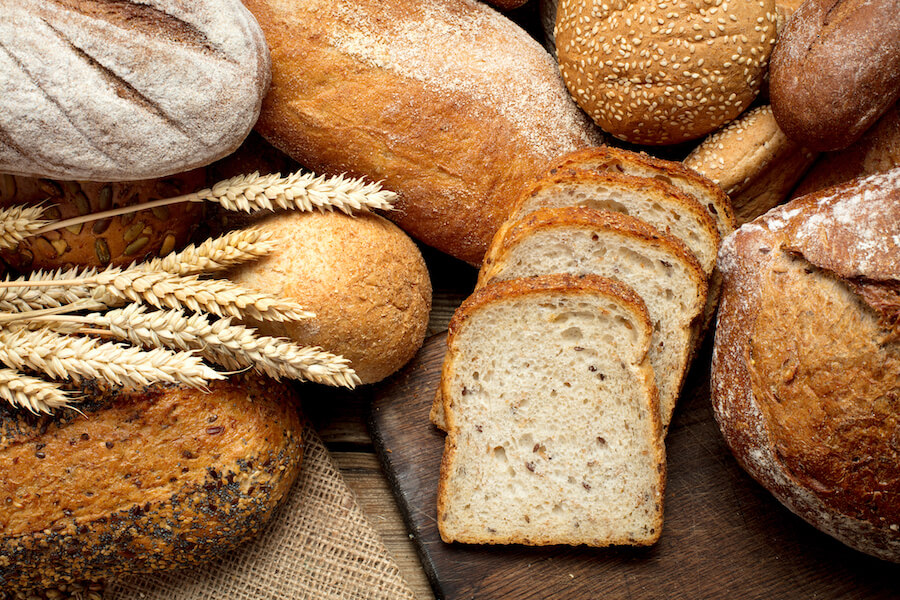 Heap of bread - how to get into ketosis