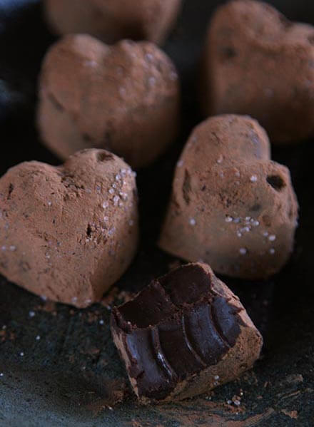 Hot and Smokey Keto Chocolate Truffles - Keto Desserts