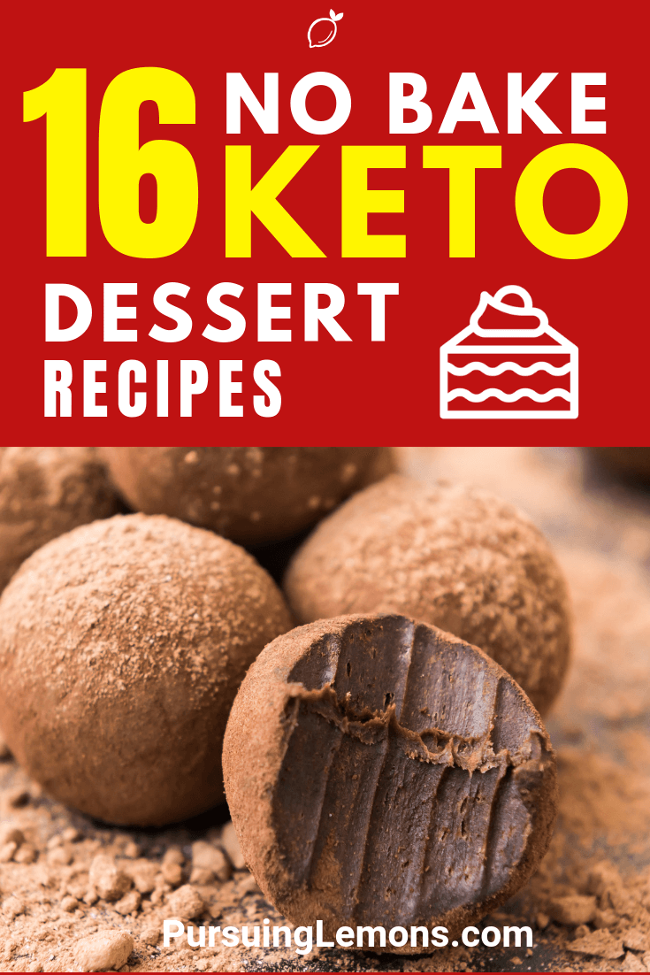 Looking for some delicious keto desserts? These are some keto desserts that will keep you in ketosis while losing weight.