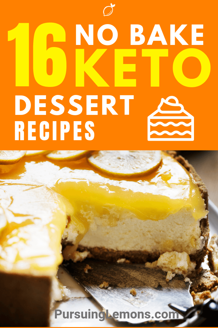 Looking for delicious keto desserts that are easy to make and also save time? Here are some no-bake keto dessert recipes.