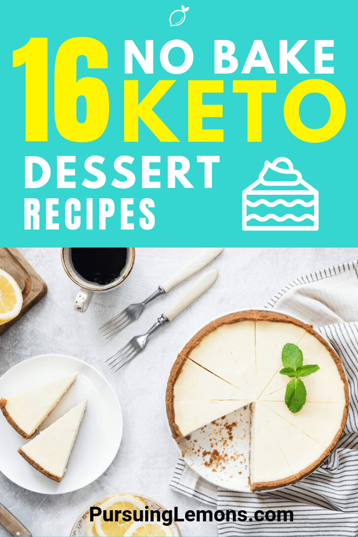 Want some easy, no bake desserts that can help you lose weight? Check out these keto approved desserts.