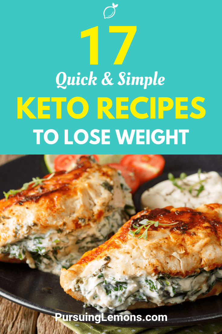 The ketogenic diet has many awesome recipes. Here are some keto recipes that will make you forget that you're even on a diet.
