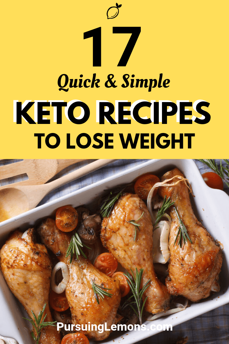 Try these amazing recipes with your keto diet today! Adding these keto recipes into your regular menu will help you eat healthier and lose weight.