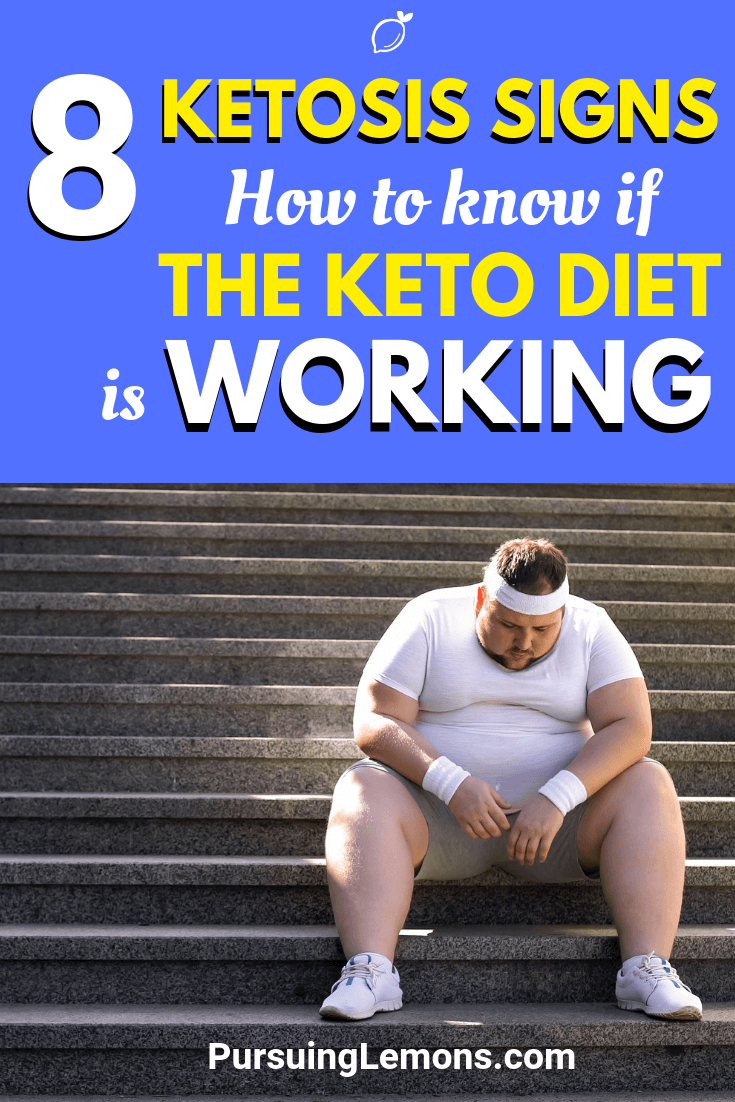 The goal of the ketogenic diet is to reach ketosis. But, how do you know if your body has entered ketosis? Here are the signs and symptoms that you're in ketosis.