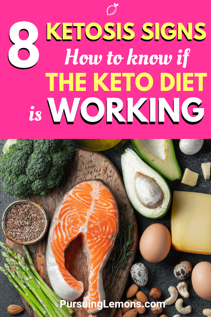 When you're on the ketogenic diet, you'll probably wonder if you're in ketosis or not. These are some common signs and symptoms that you might be in ketosis.