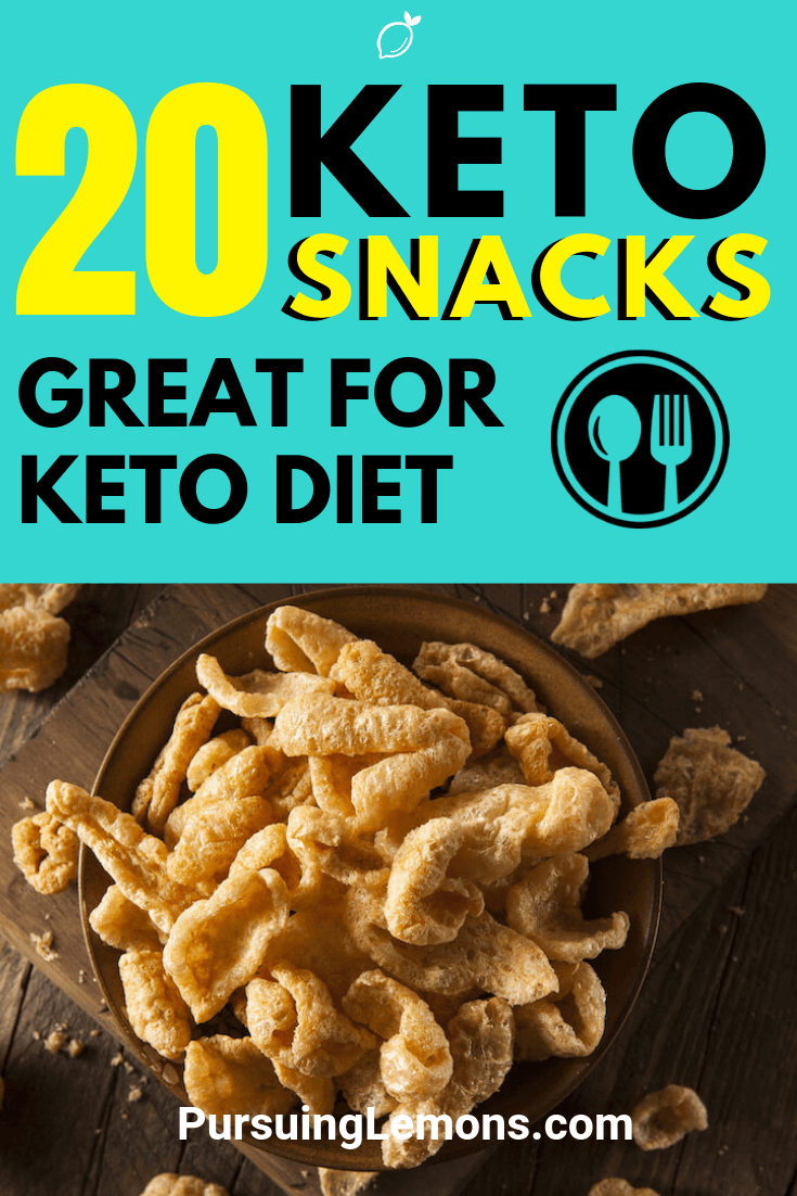 Want to lose weight with healthy keto snacks? Here are some healthy ketogenic snacks you can eat while burning fat on the keto diet!