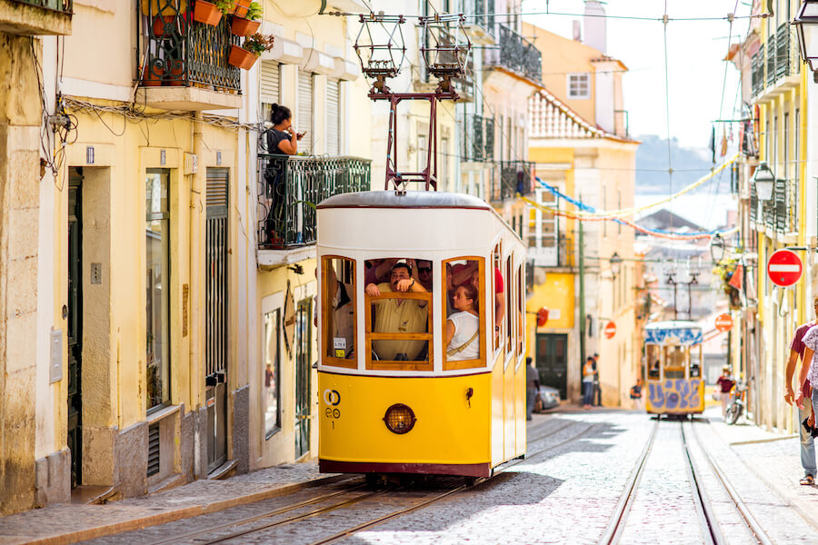 Lisbon city in Portugal - Places To Visit