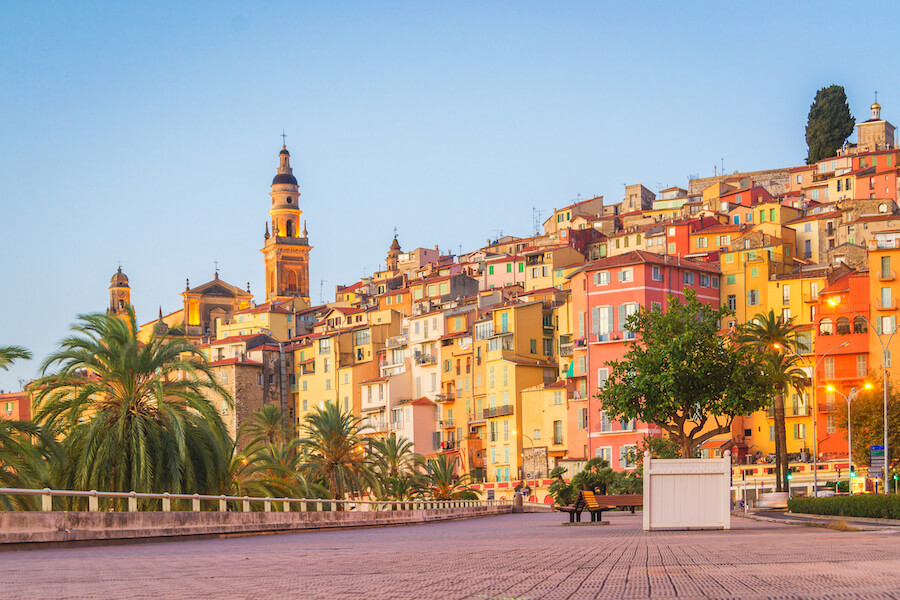 Menton - France - Places To Visit