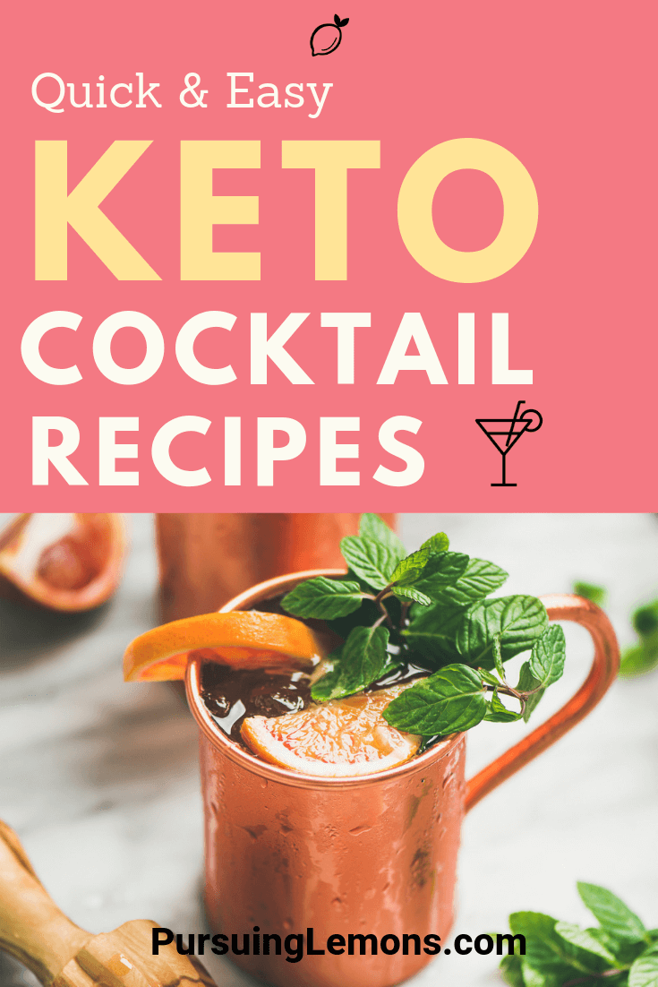 Whether you are an alcohol novice or seasoned drinker, here are keto-approved alcohol recipes that help you to drink alcohol without worrying. Perfect for your ketogenic diet!