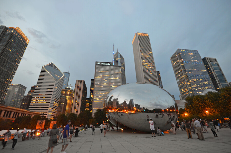 Chicago - Places to visit in the USA