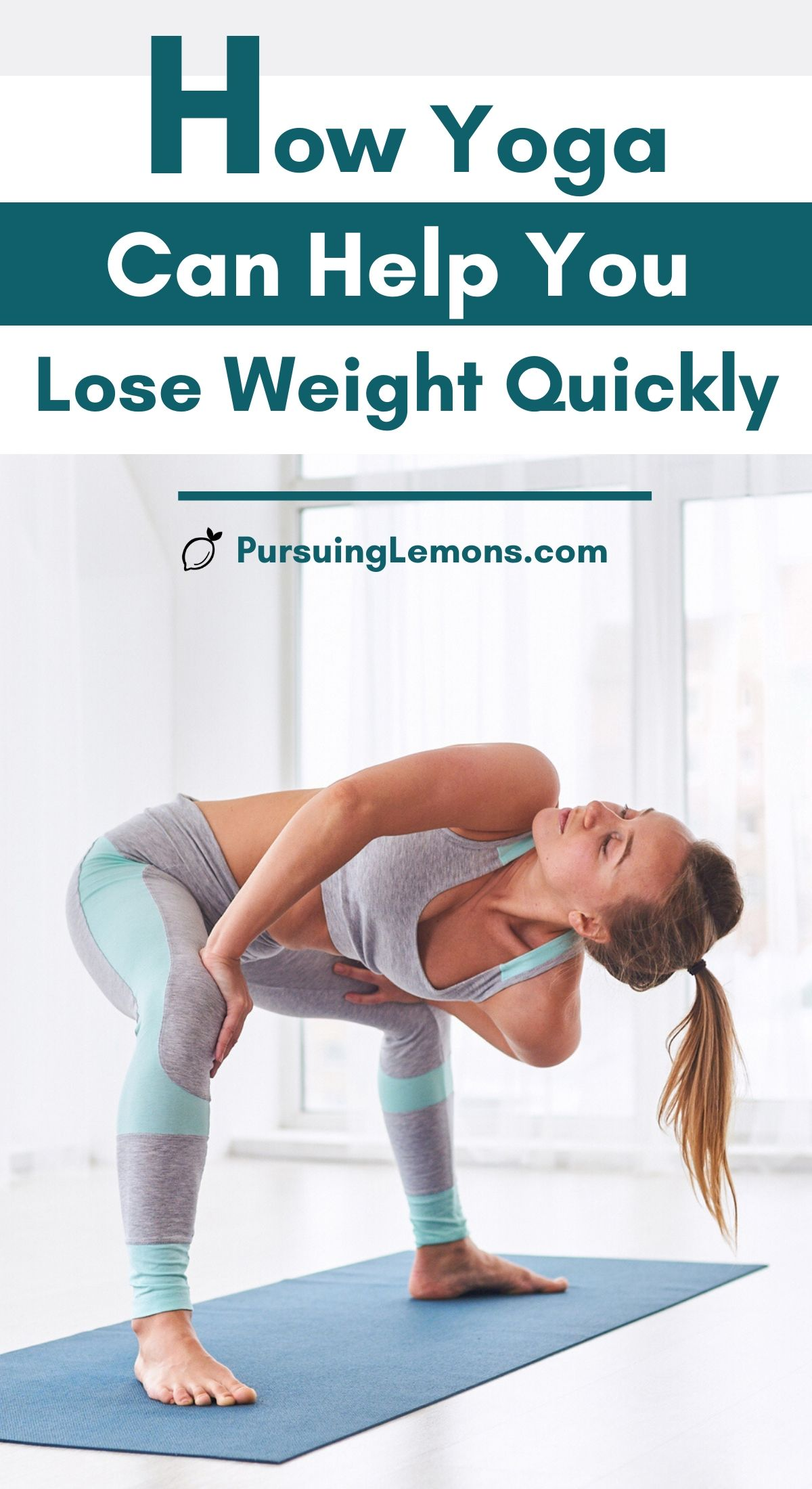 How Yoga Can Help You Lose Weight Quickly | Yoga help you lose weight directly and indirectly. It changes your eating habits, burns calories, and contributes to weight loss in the long term. Let's see how yoga is great for weight loss! #yogaforweightloss #yoga #yogabenefits #weightloss