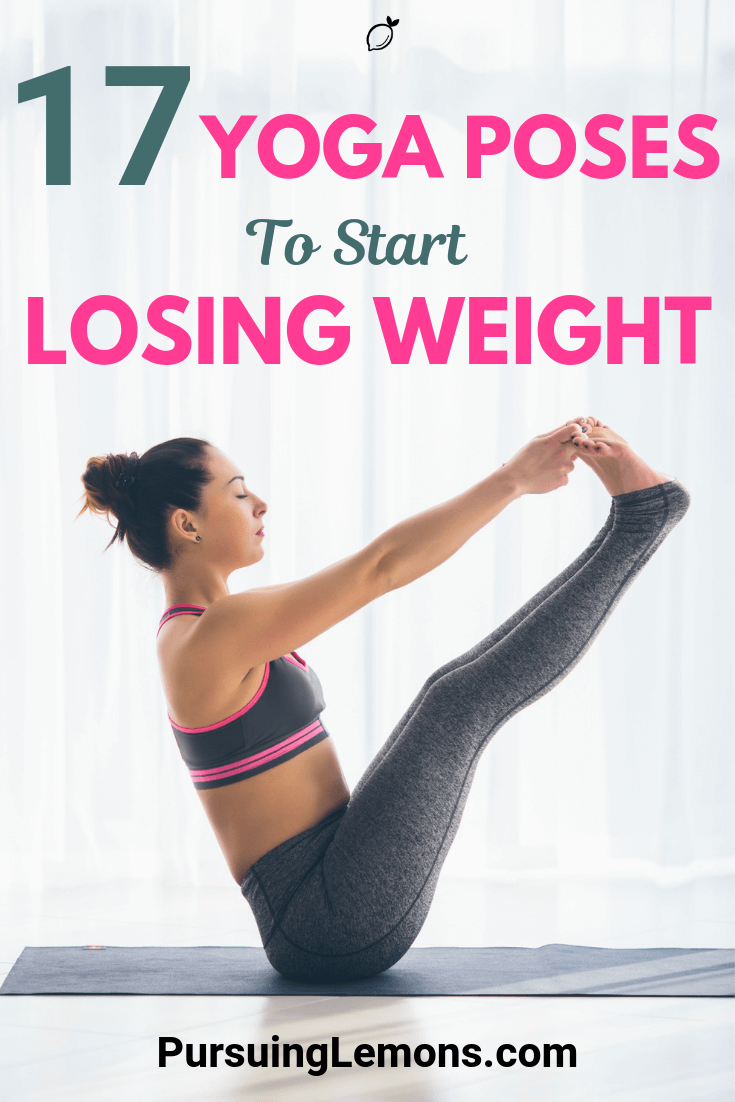 Struggling to lose weight? These yoga poses are designed to help you activate your muscles and lose weight in no time.
