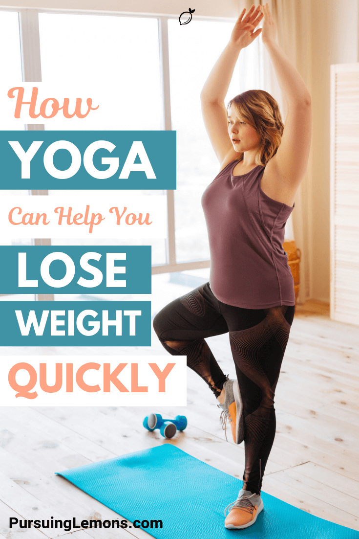 Can yoga really help us to lose weight? The answer is yes! It will increase your body awareness and works in other different ways to help you lose weight.