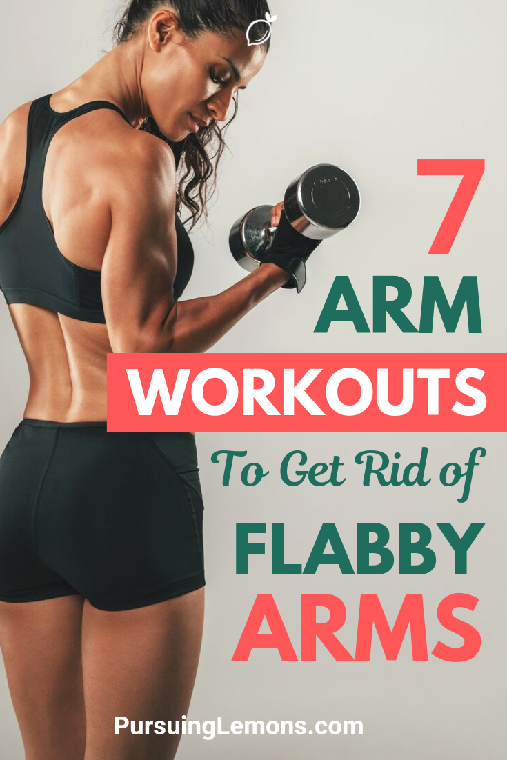 7 Arm Workouts To Get Rid of Flabby Arms | Feeling self-conscious and embarrassed about your flabby arms? Do these exercises to build toned arms today!