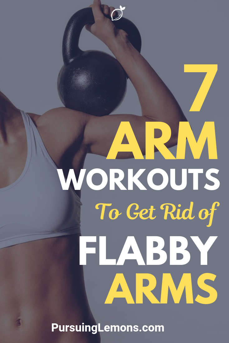 7 Arm Workouts To Get Rid of Flabby Arms | Don't know which arm workouts to do? Here are some arm exercises that you need in your workout today!