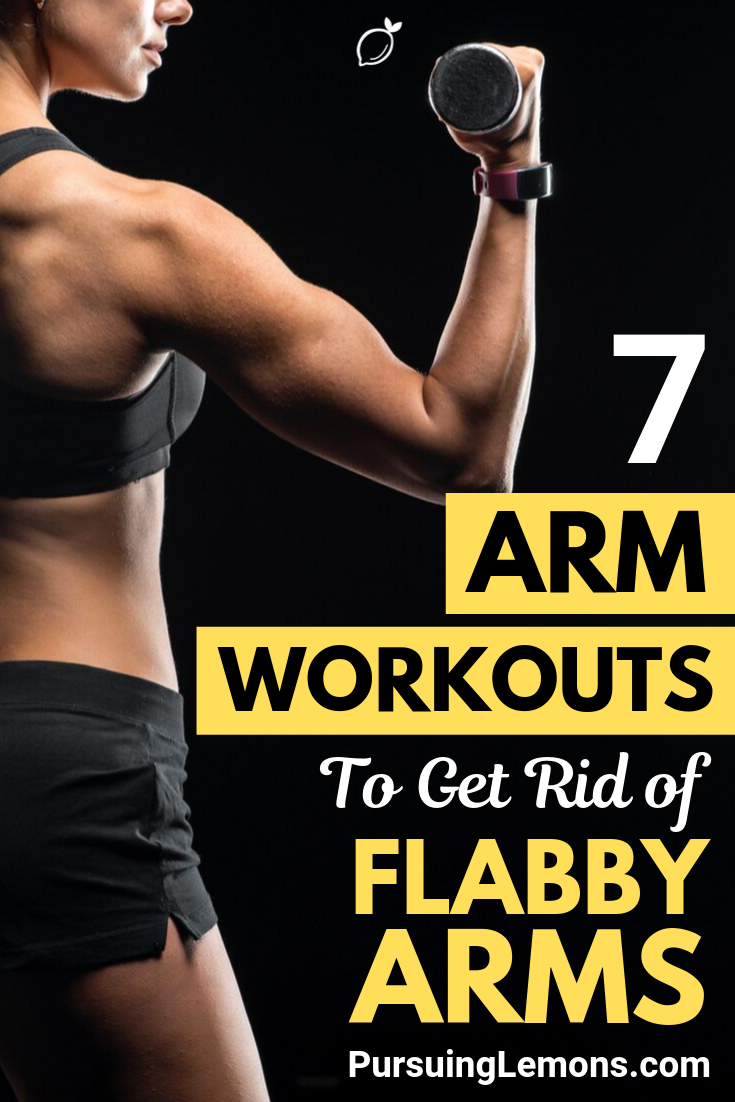 7 Arm Workouts To Get Rid of Flabby Arms | You can do these exercises easily to build toned arms. It's time to bring back those sexy arms of yours!