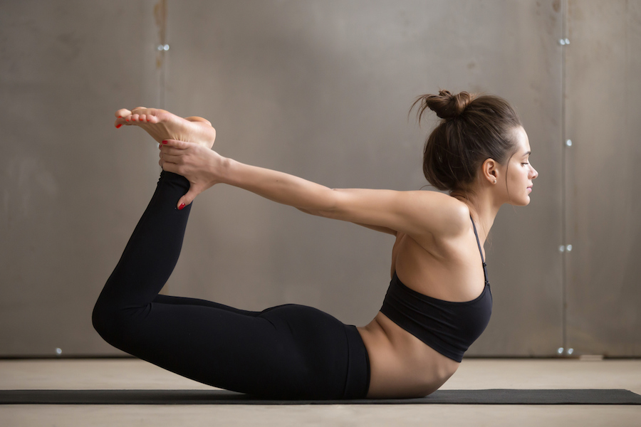 Bow Pose - Yoga Poses to Prepare You for Wheel Pose