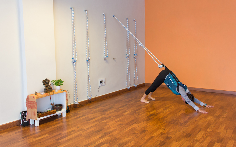 Iyengar yoga - How to Choose The Right Type of Yoga For You