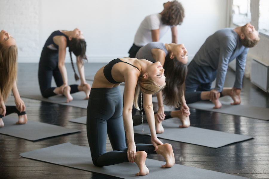 bikram yoga - How to Choose The Right Type of Yoga For You