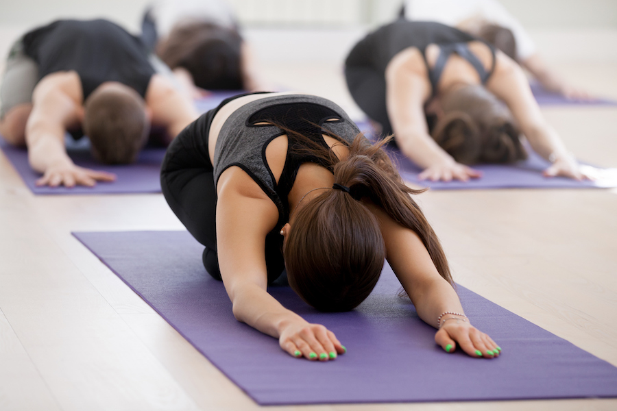 yin yoga - How to Choose The Right Type of Yoga For You