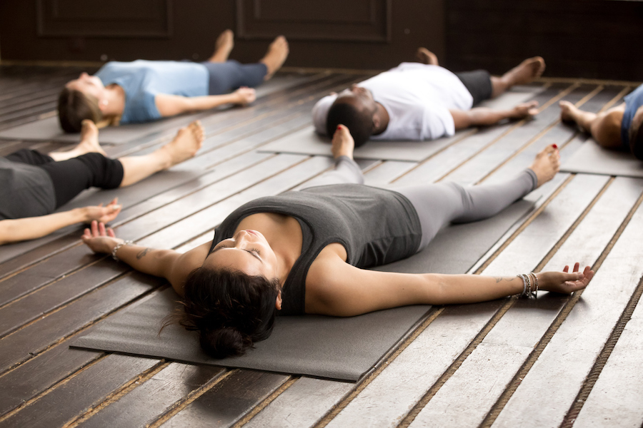 yoga nidra - How to Choose The Right Type of Yoga For You