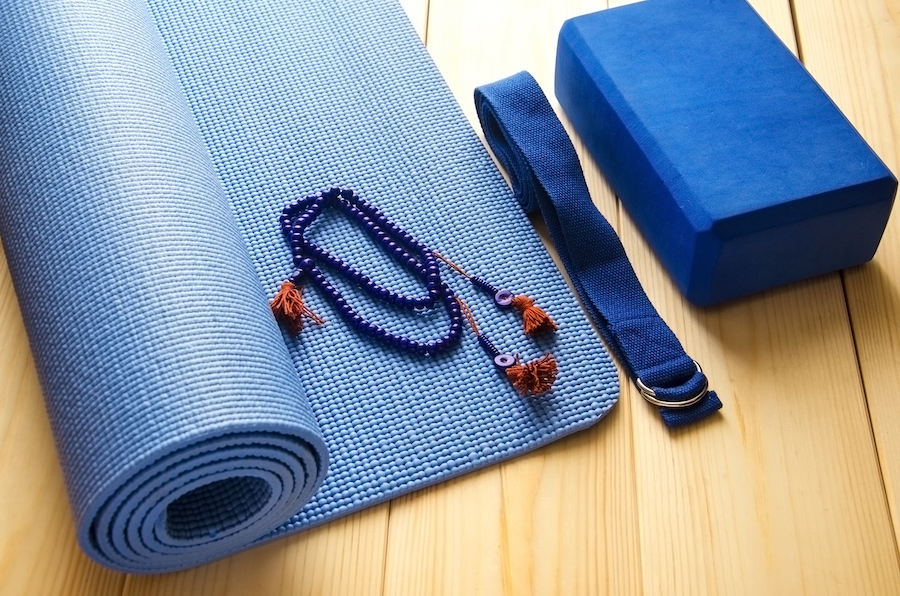 Accessories for yoga - best yoga gifts