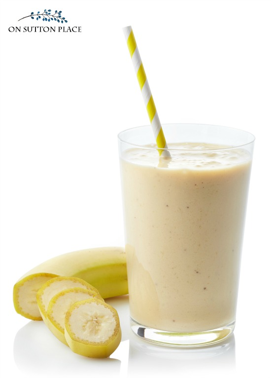 almond milk banana oatmeal smoothie - Weight Loss Smoothie Recipes