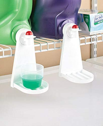 detergent drip catchers