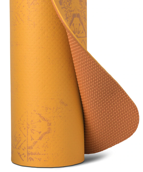 Prana Henna E.C.O. Yoga Mat - best eco-friendly yoga mats