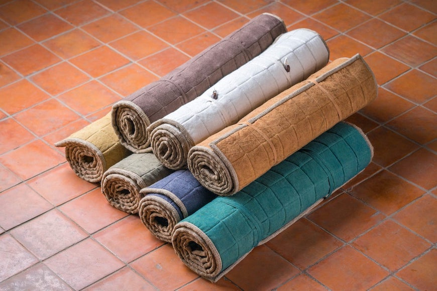 Wild Hemp Yoga Mat - best eco-friendly yoga mats