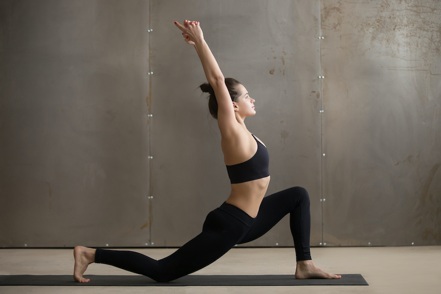 Low Lunge - Yoga Poses to Prepare You for Wheel Pose