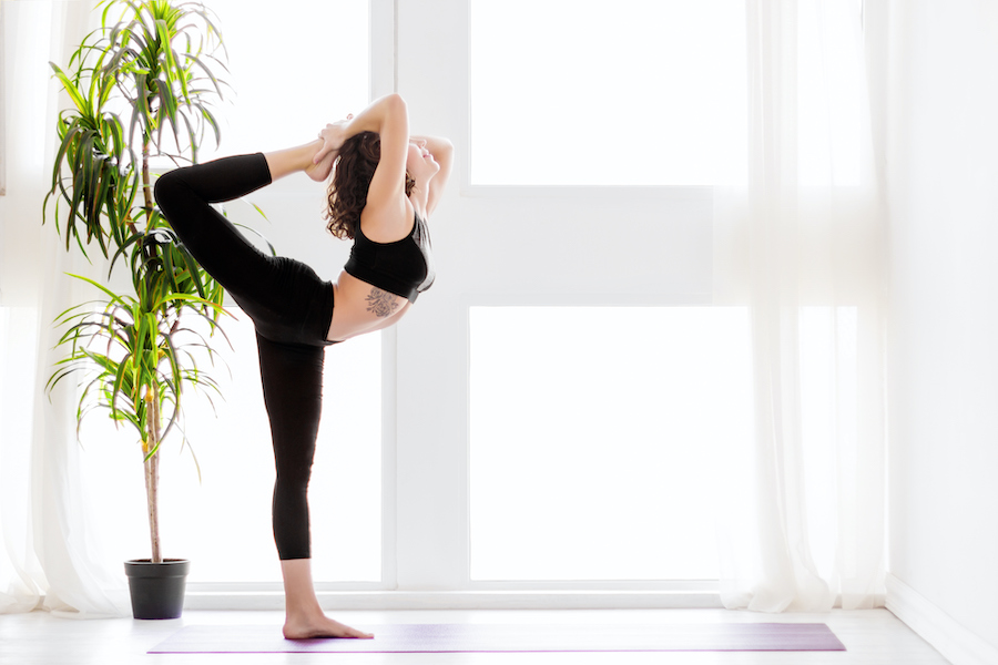 Practice Yoga First Thing in the Morning - ways to make yoga a daily habit