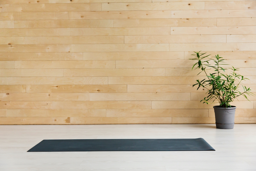 Yoga space - ways to make yoga a daily habit